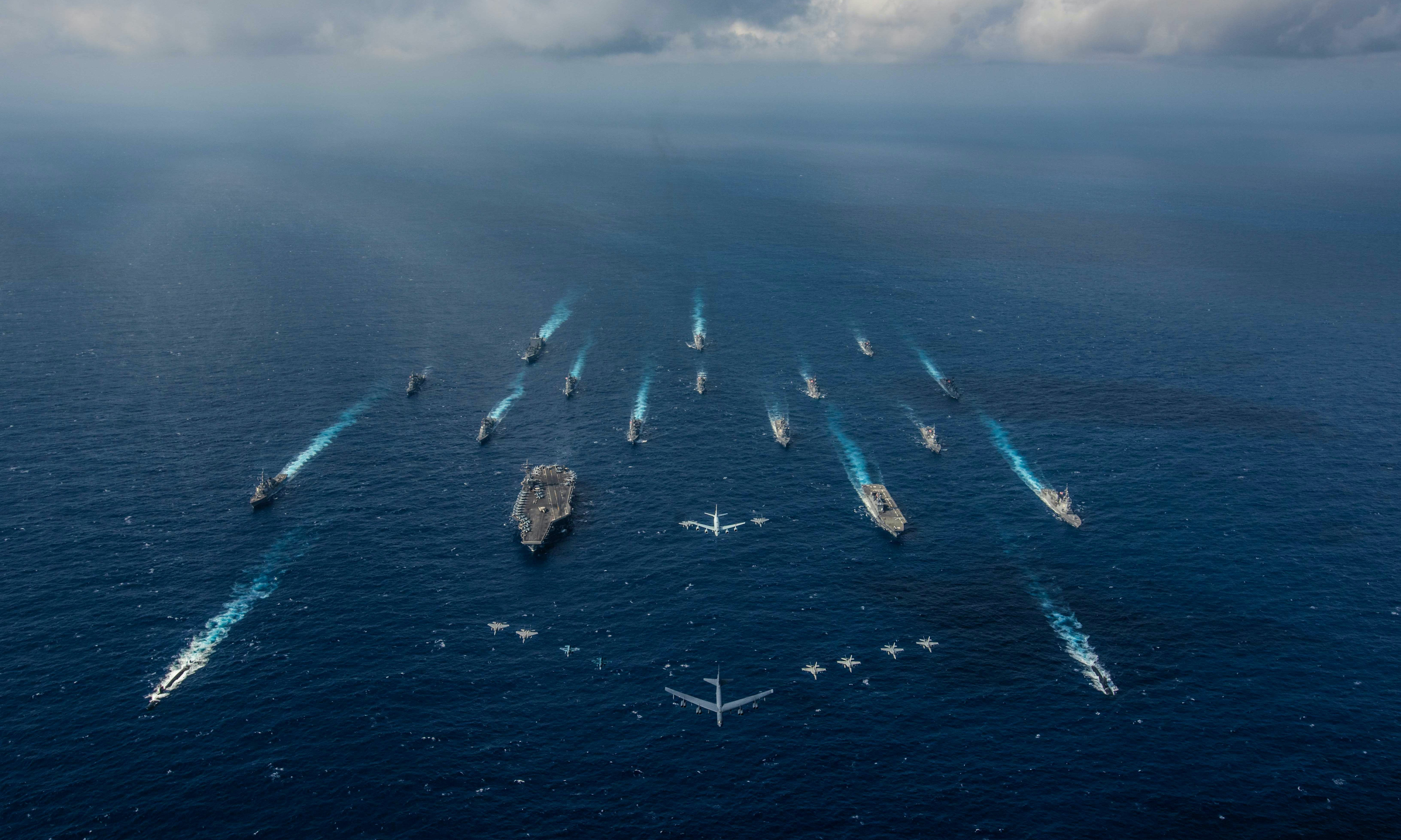 Bump & Grind: How a US-China Naval Dispute Might Escalate