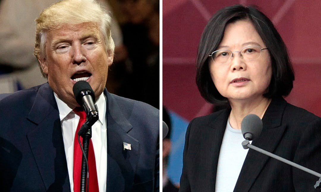 Syria, Mattis, Chinese Hackers & Taiwan's Place in Trump's Fiefdom