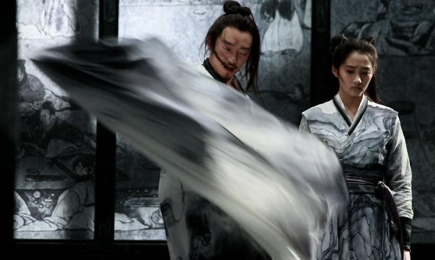 REVIEW: 'Shadow' Presents a Wuxia Tale in Staggeringly Beautiful Monochrome