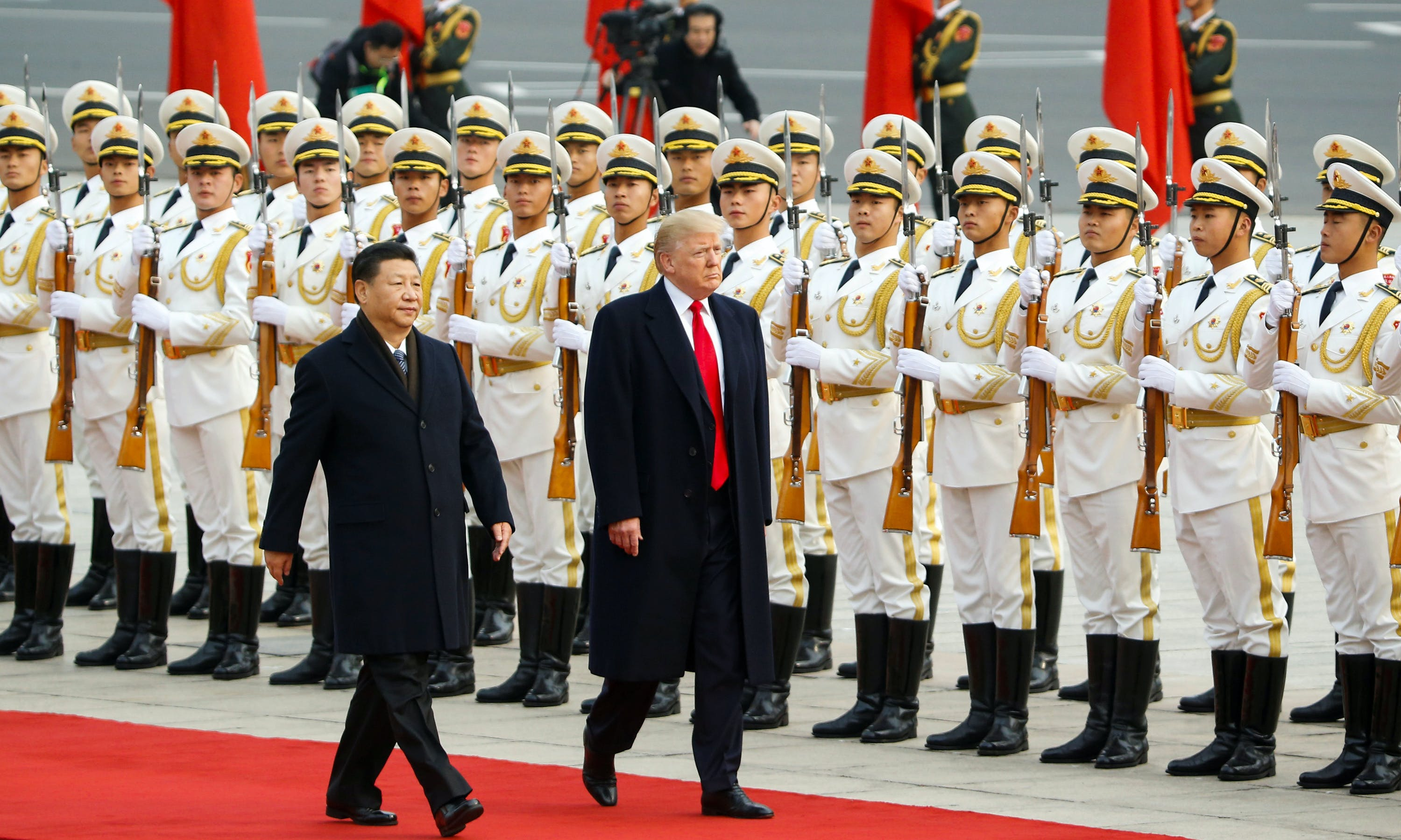 The World Is Waiting: Trump & Xi to Meet at G20 as Trade War Rages On