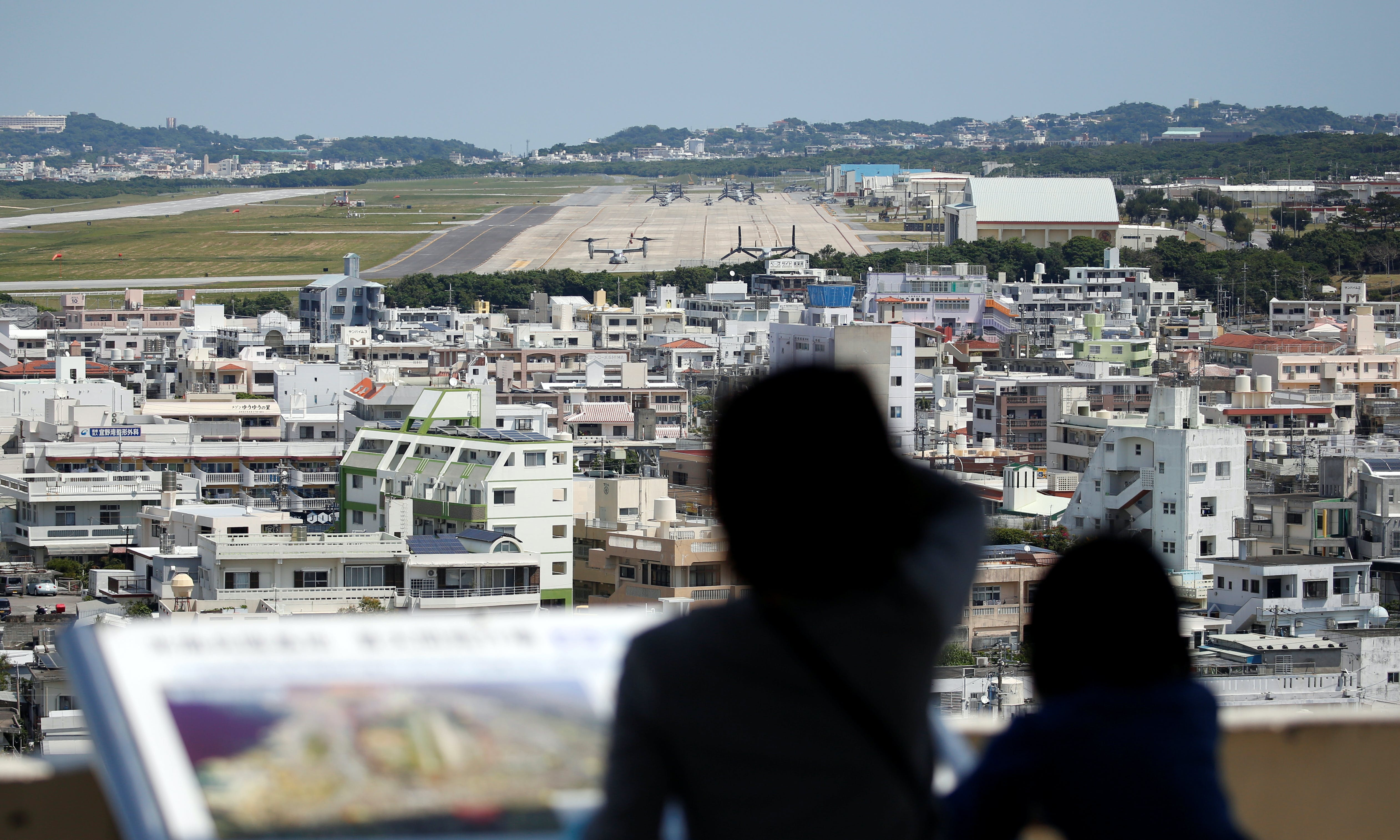 JAPAN: Okinawa Referendum Set to Decide Future of US Military Presence