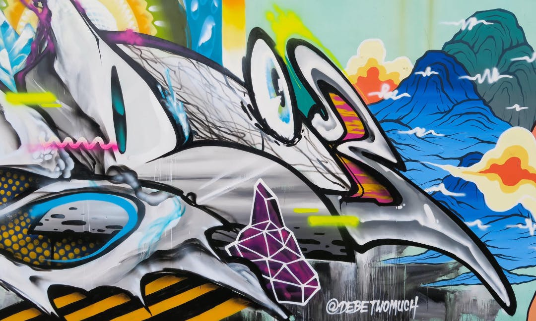 Taiwanese Graffiti Art: a Form of Cultural Resistance