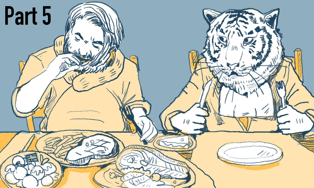 The Bitter Truth: Why Asia's Tigers Suffer while the Nordics Thrive (Part 5)
