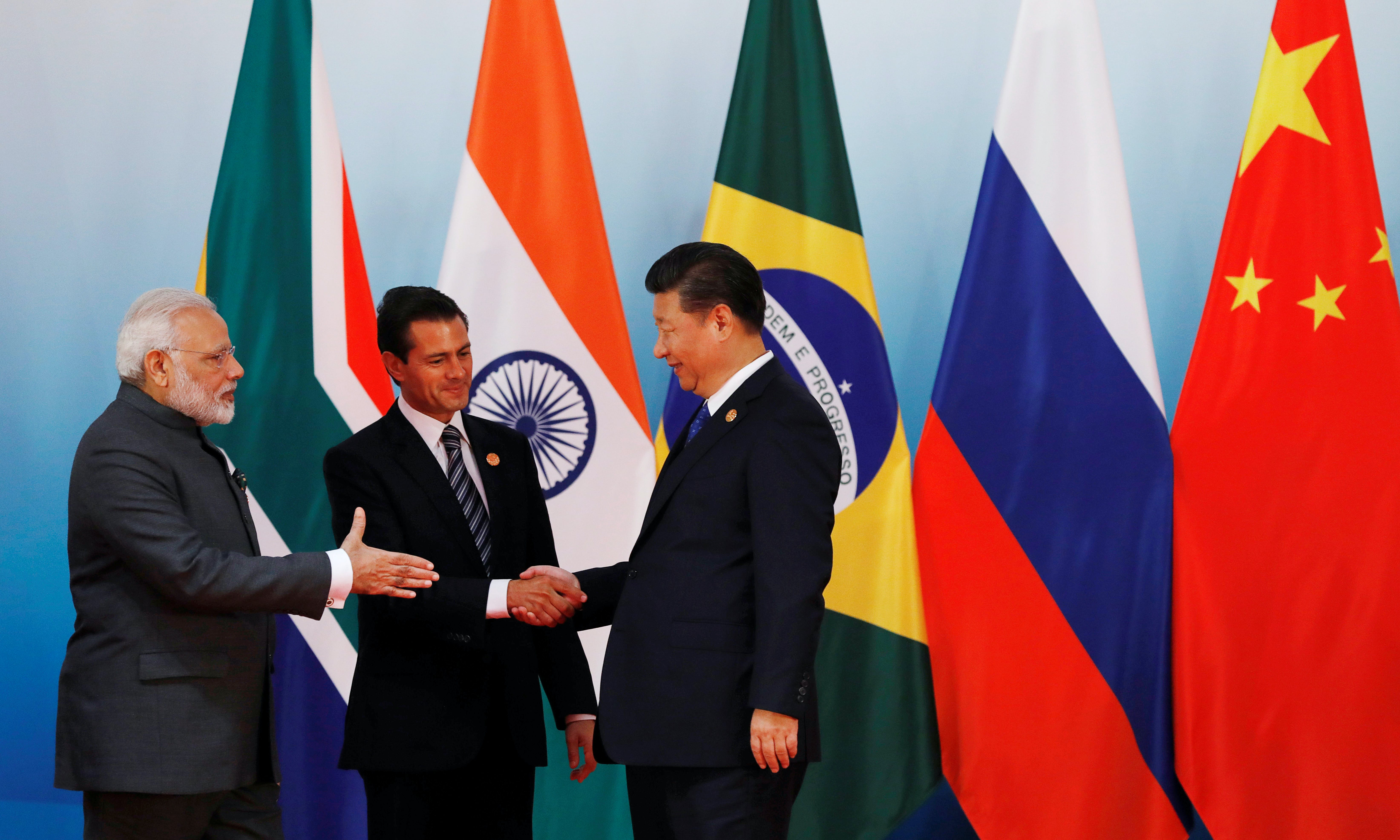 Mexico Warms Up to China as NAFTA Falters