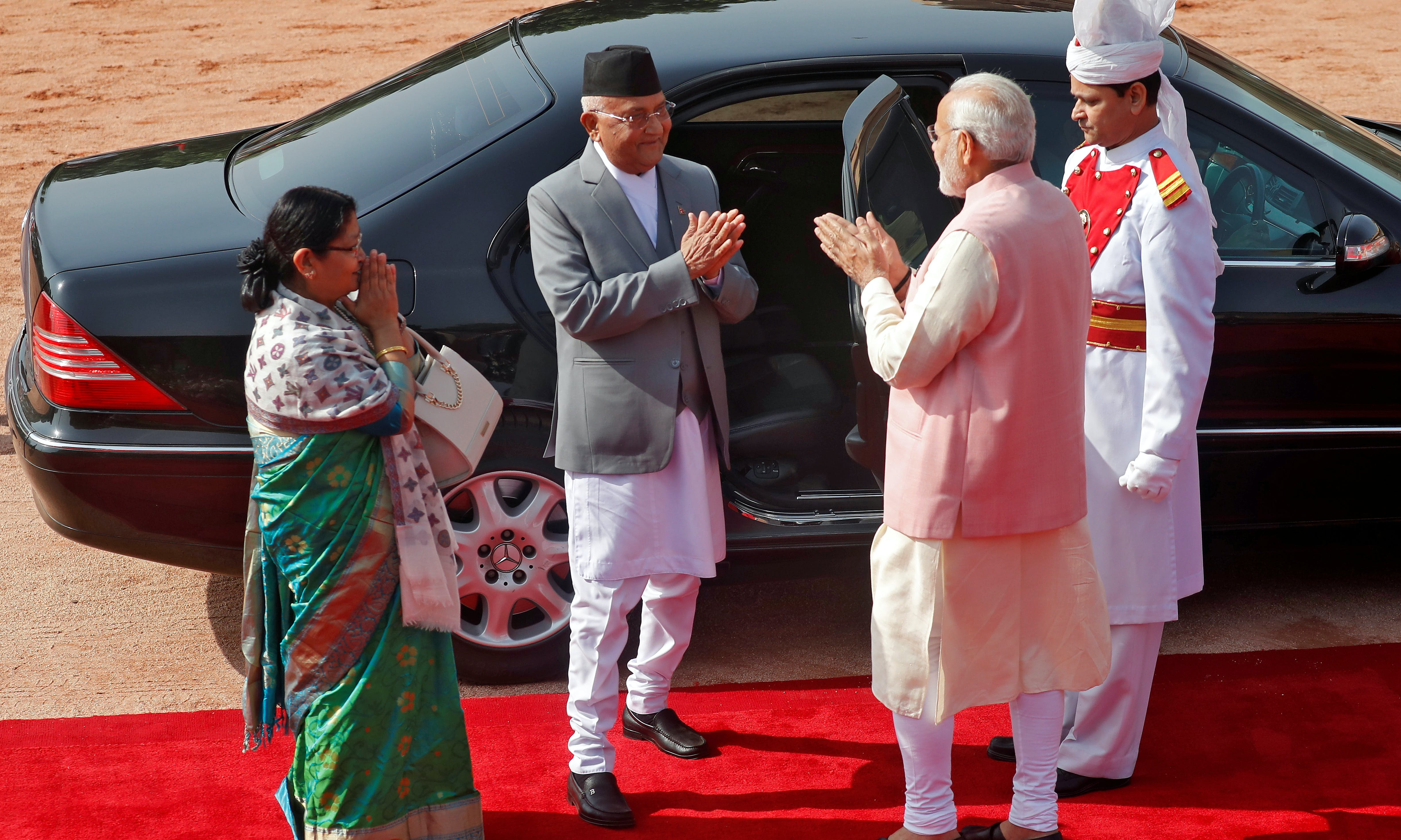 OPINION: Nepal Prime Minister's Visit Leaves Modi and India Cold