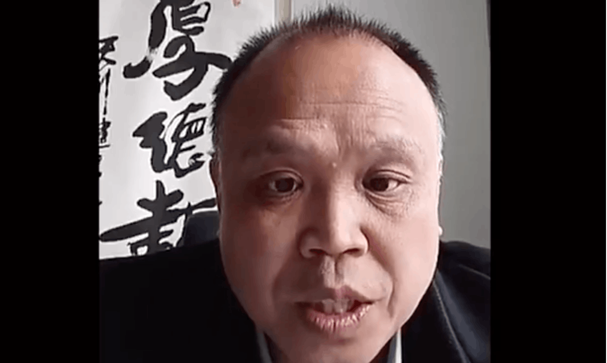 Video of Human Rights Lawyer Yu Wensheng Highlights China's Abuse of Detainees