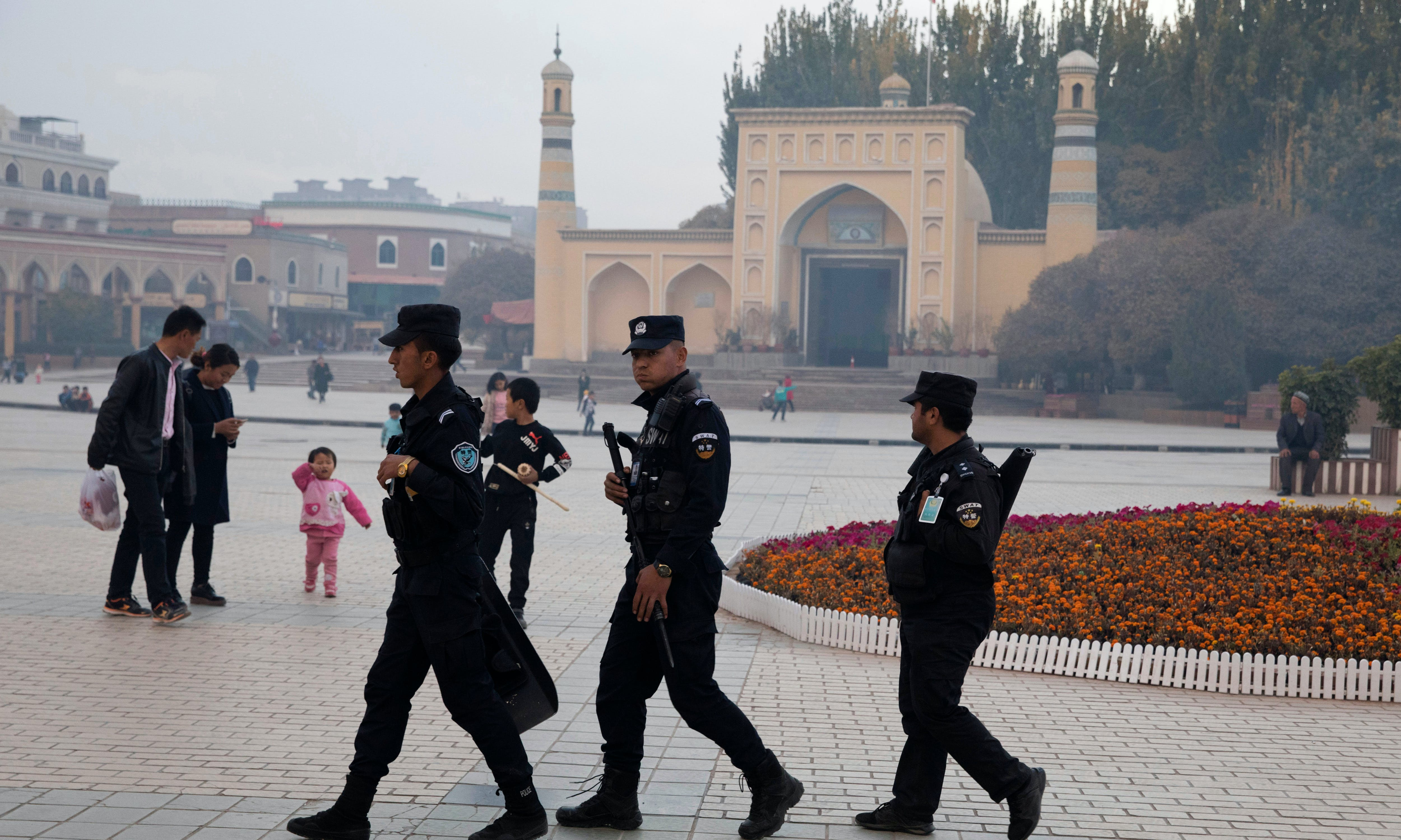 Fearing Violence, China Cracks Down on Uyghur Identity Worldwide