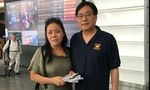Chinese Human Rights Defender Huang Yan Claims Asylum in Taiwan