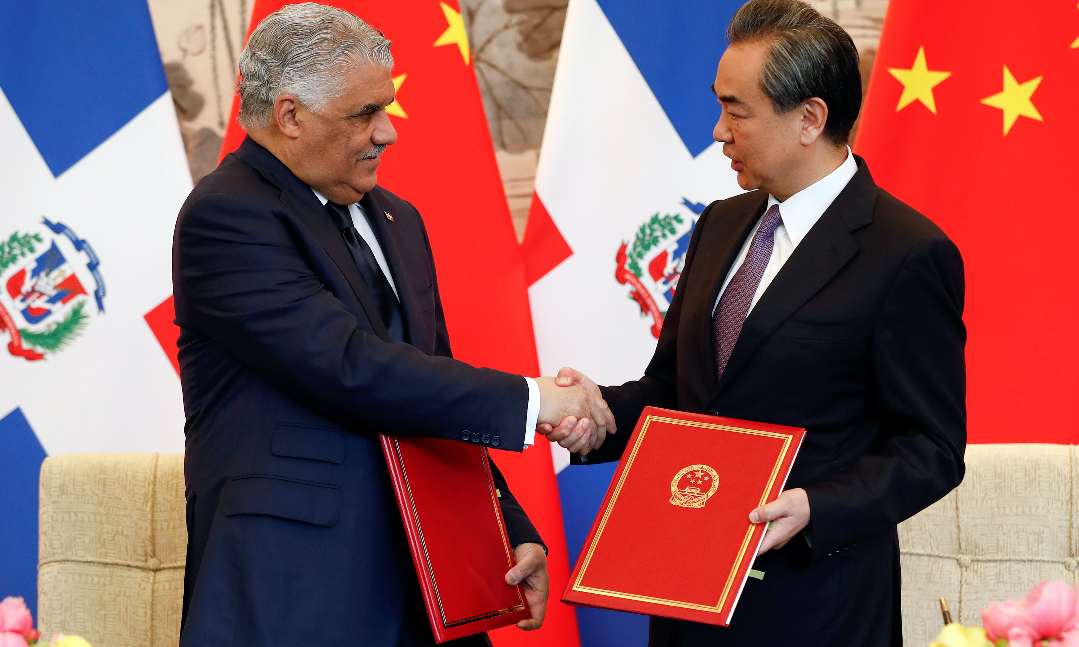 Dominican Republic Switches Diplomatic Allegiance from Taiwan to China