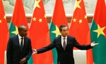 Taiwan 'Outraged' as Burkina Faso Signs Communique with China