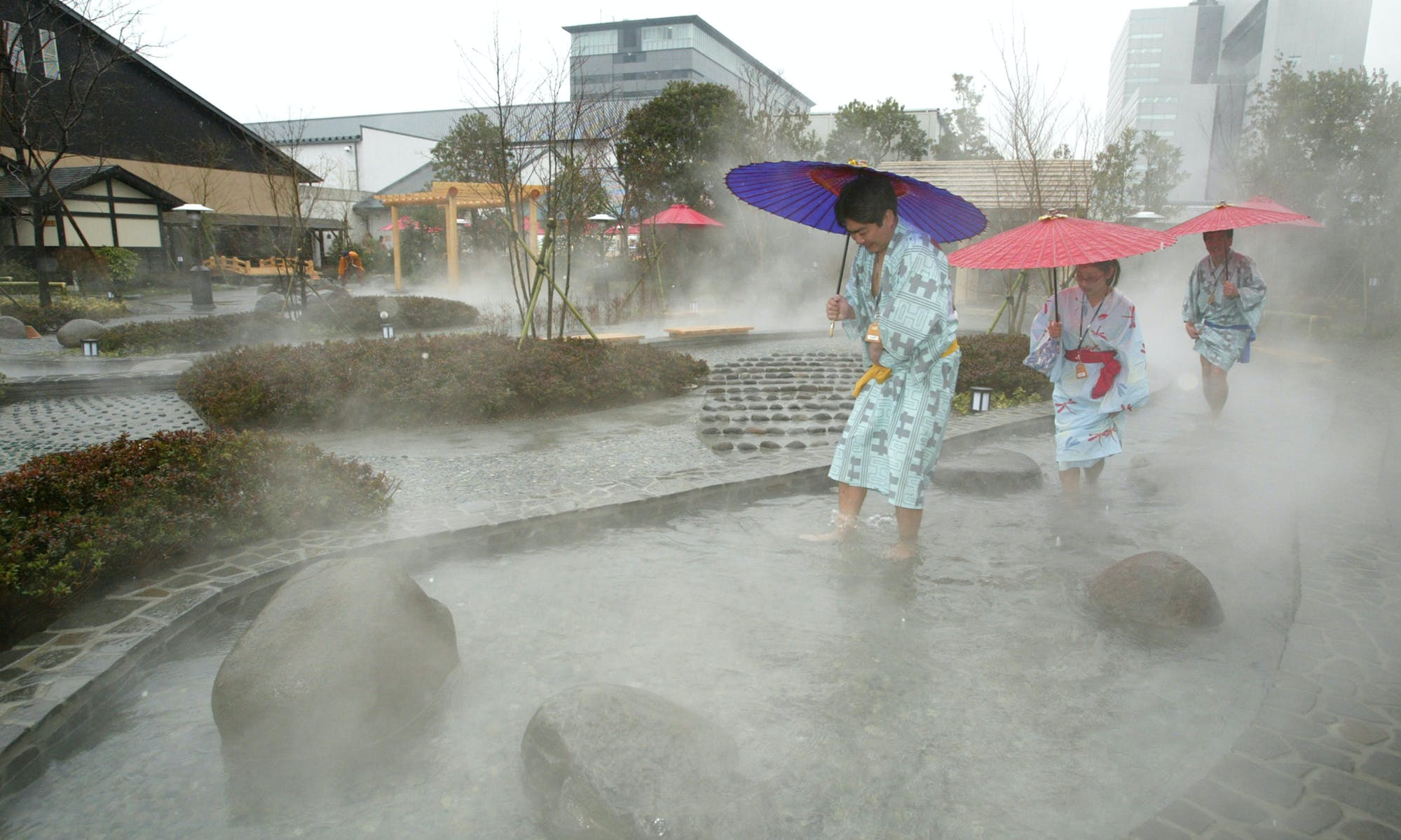 Japan's Hot Springs Open Up to LGBT Community