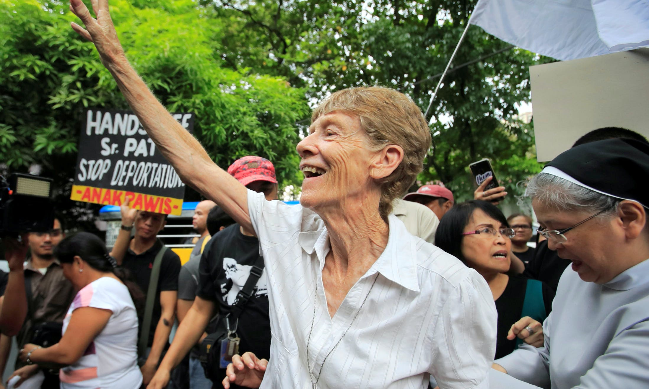 A Gospel for the Barrios: The Philippines' Unshakable Sister Patricia Fox