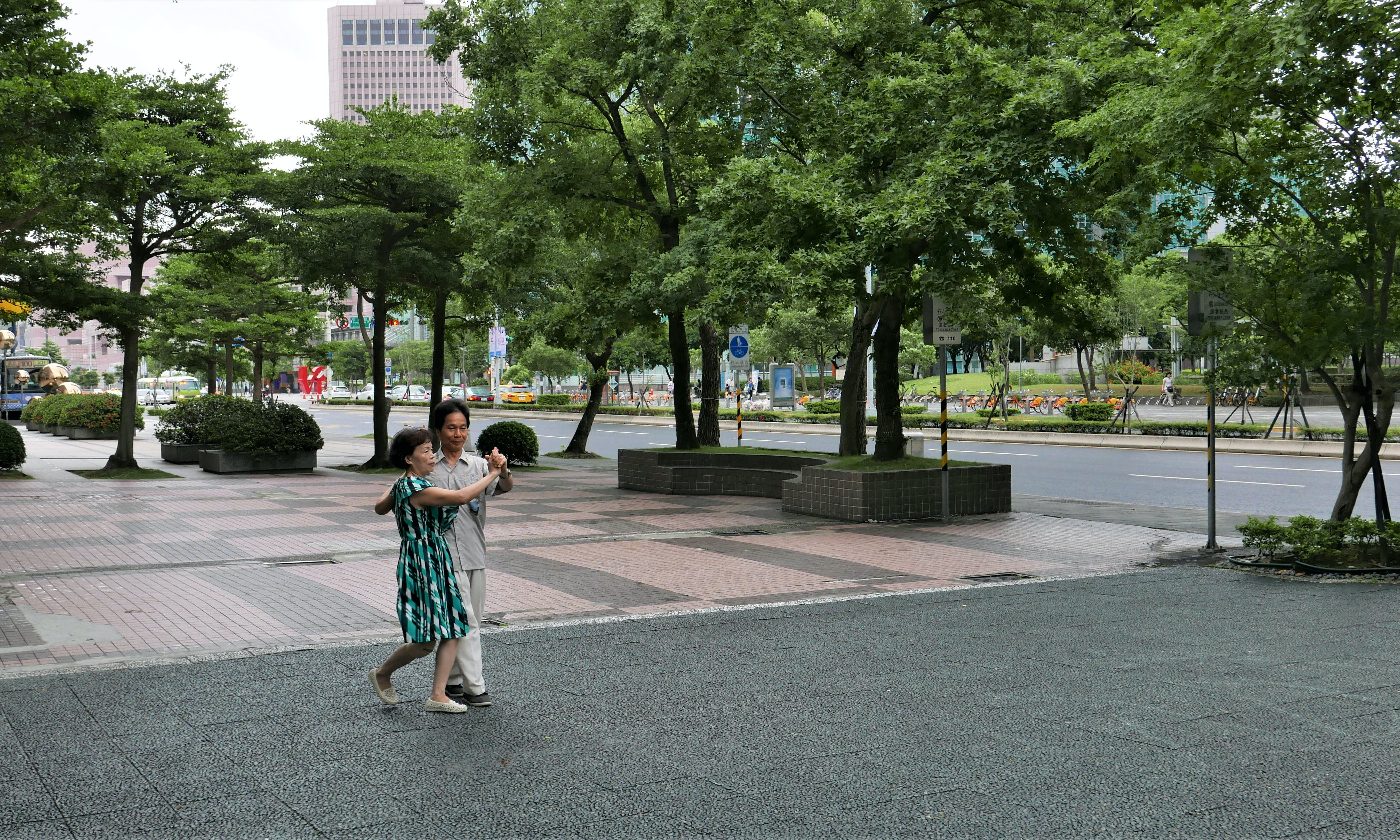Taipei and the Tactics of Everyday Life