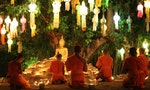 Rescued Thai Boys Contemplate the Monastic Life