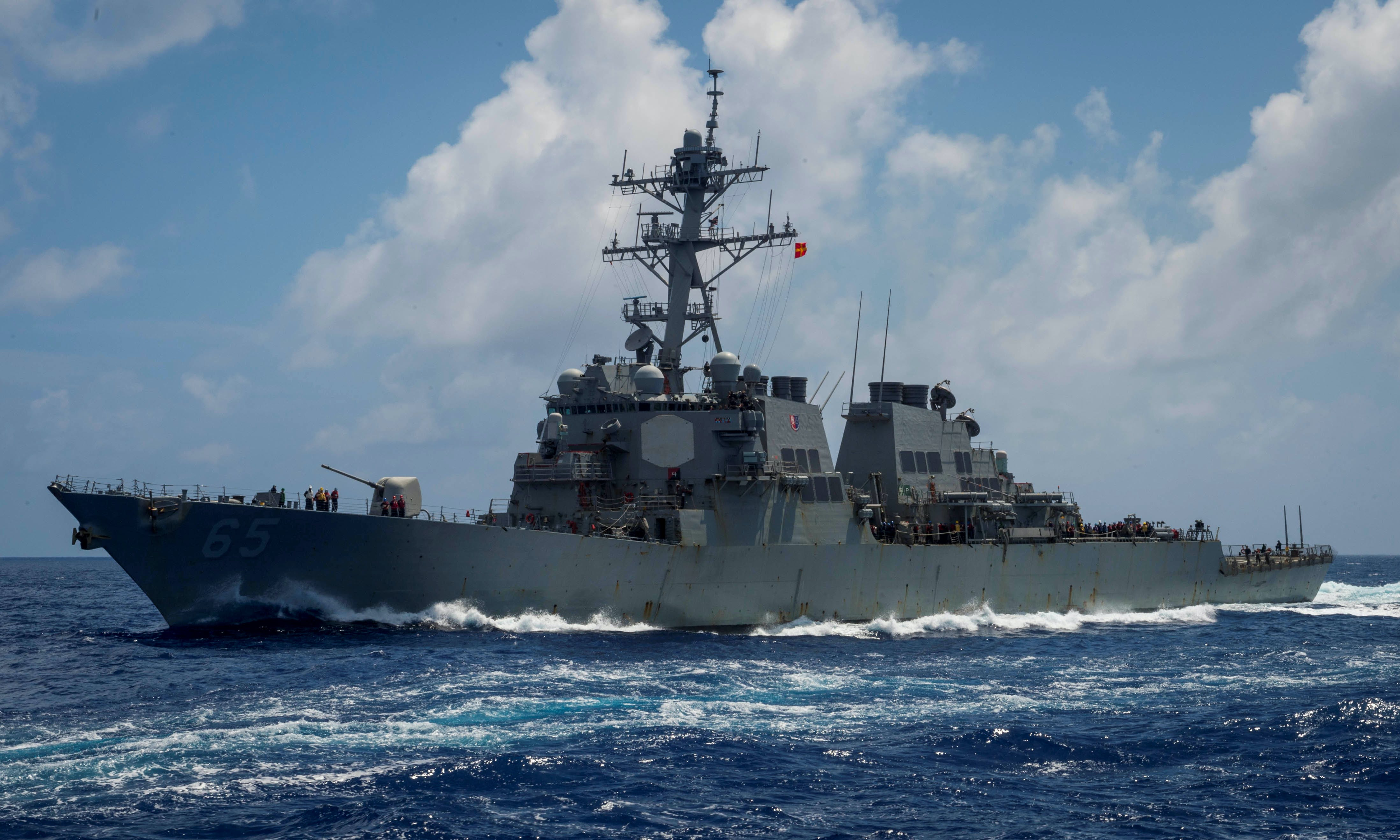 OPINION: US Gunboat Diplomacy in Taiwan Strait Does Nothing for Taipei