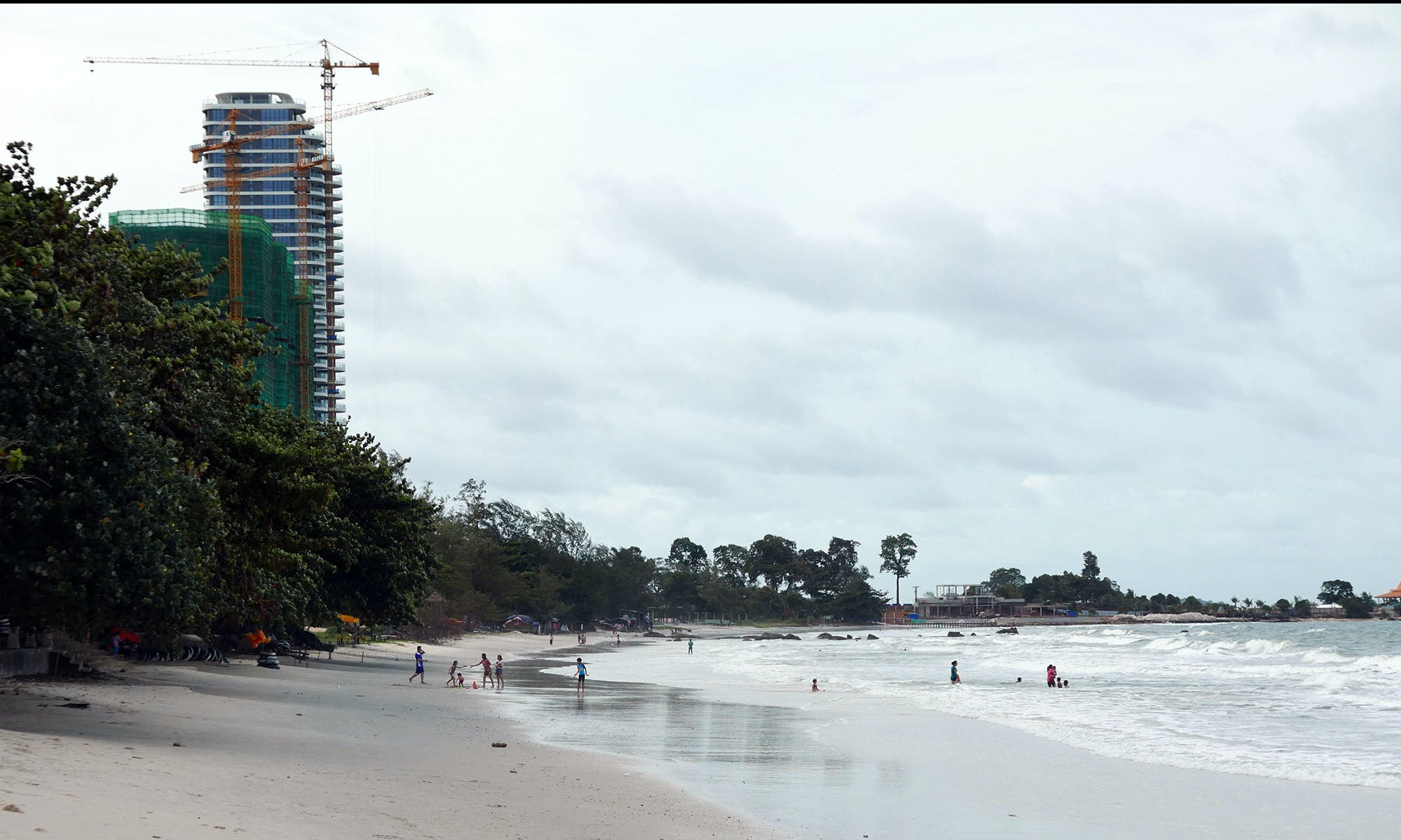 PHOTO STORY: Sihanoukville, China's New Colony