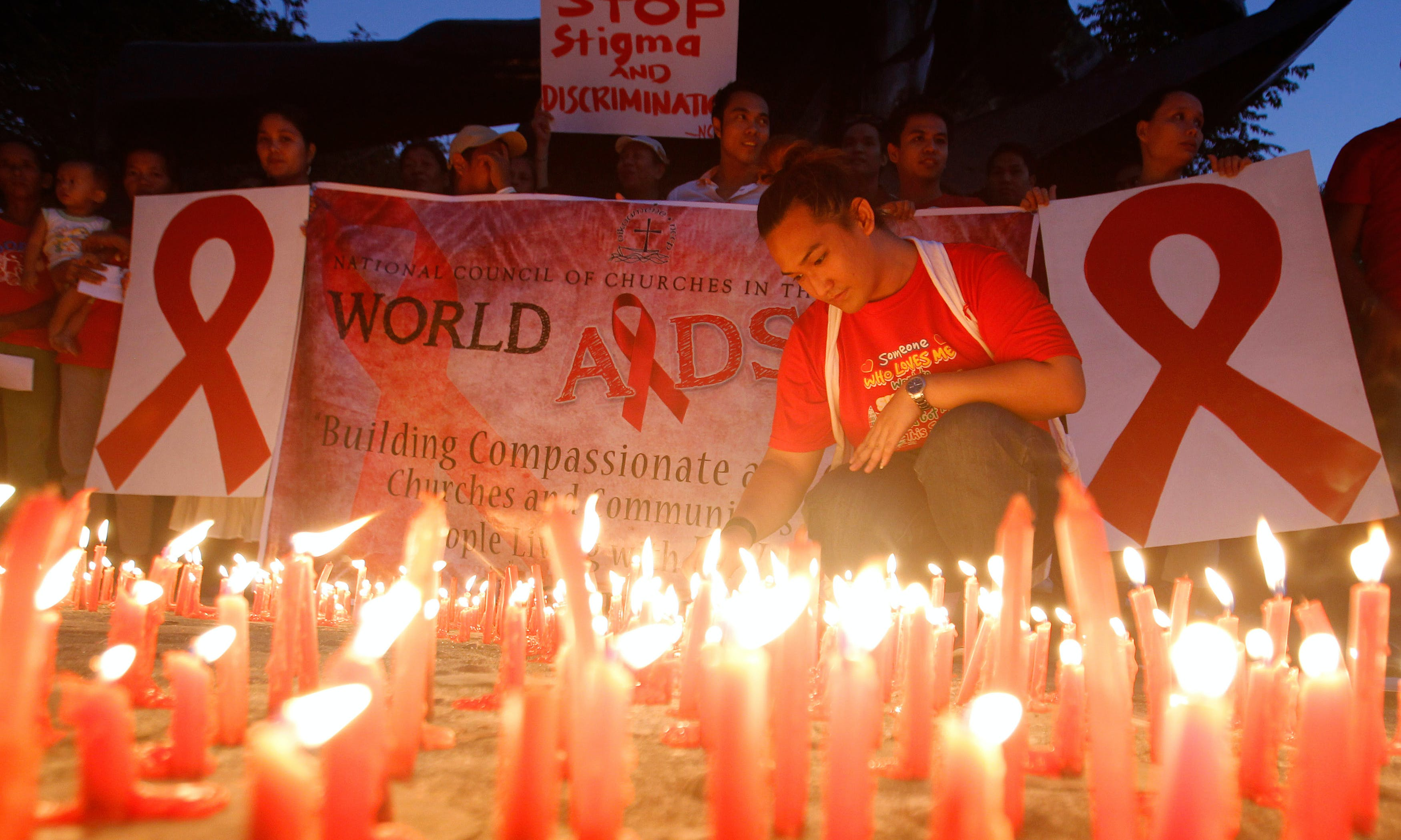 PHILIPPINES: Fear and Whispers Swirl amid HIV Epidemic