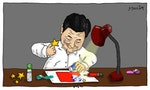 CARTOON: Flagging China's Hypocrisy and Weakness