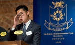 HONG KONG: Independence Activist Andy Chan Defies Beijing with Press Club Talk