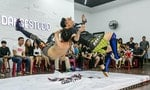 Wrestling Smacks Down in Saigon