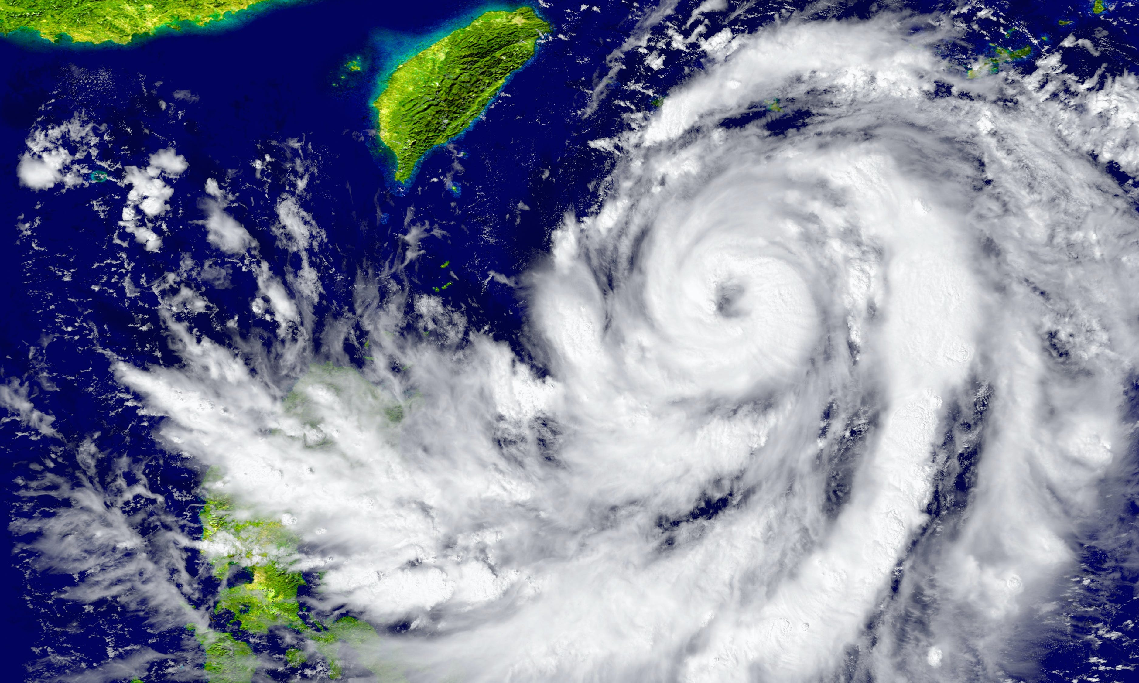 Taiwan News: Typhoon Mangkhut Upgraded, 4.4 Earthquake Jolts Hualien