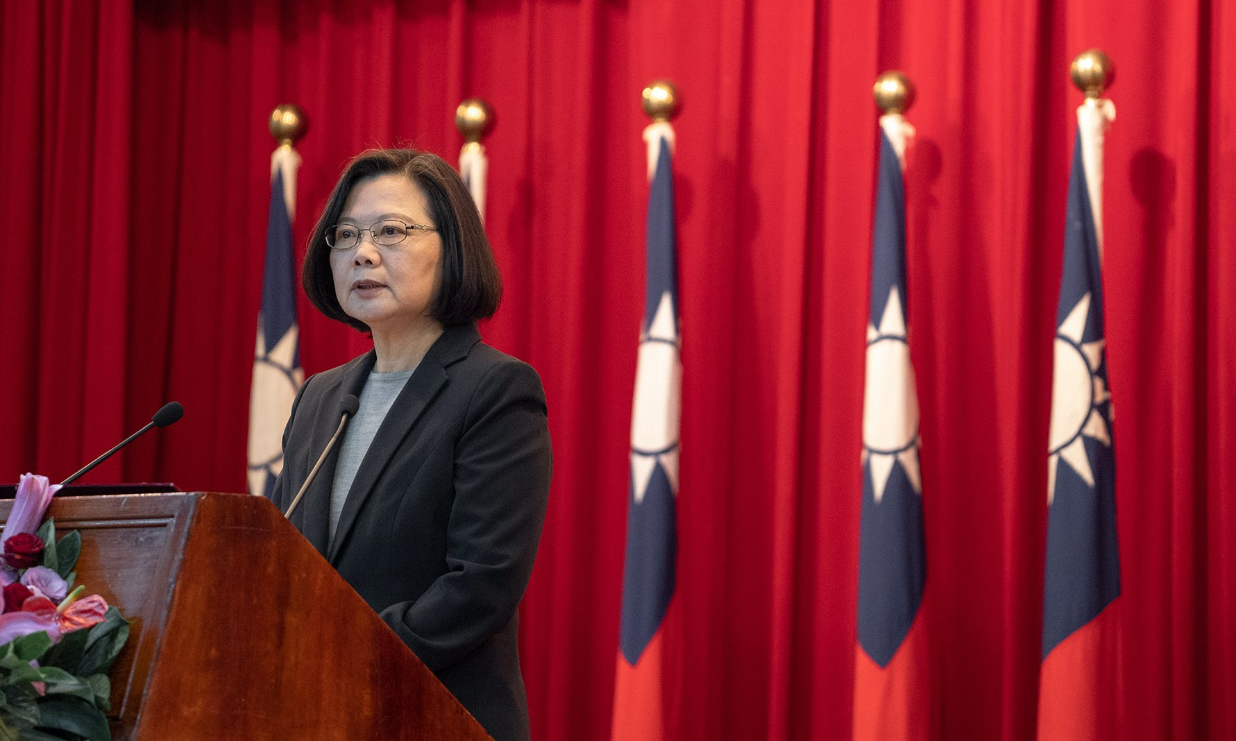 Taiwan News: Poll Finds Over 80% Reject Xi's 'Consensus,' Back Tsai's 'Four Musts'
