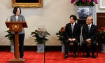 Su Tseng-chang Is Taiwan's New Premier as Lai's Cabinet Departs