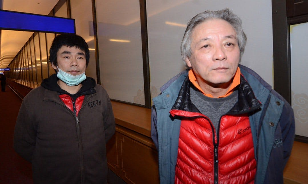 Chinese Asylum Seekers Enter Taiwan After 125 Days Stranded in Taoyuan Airport