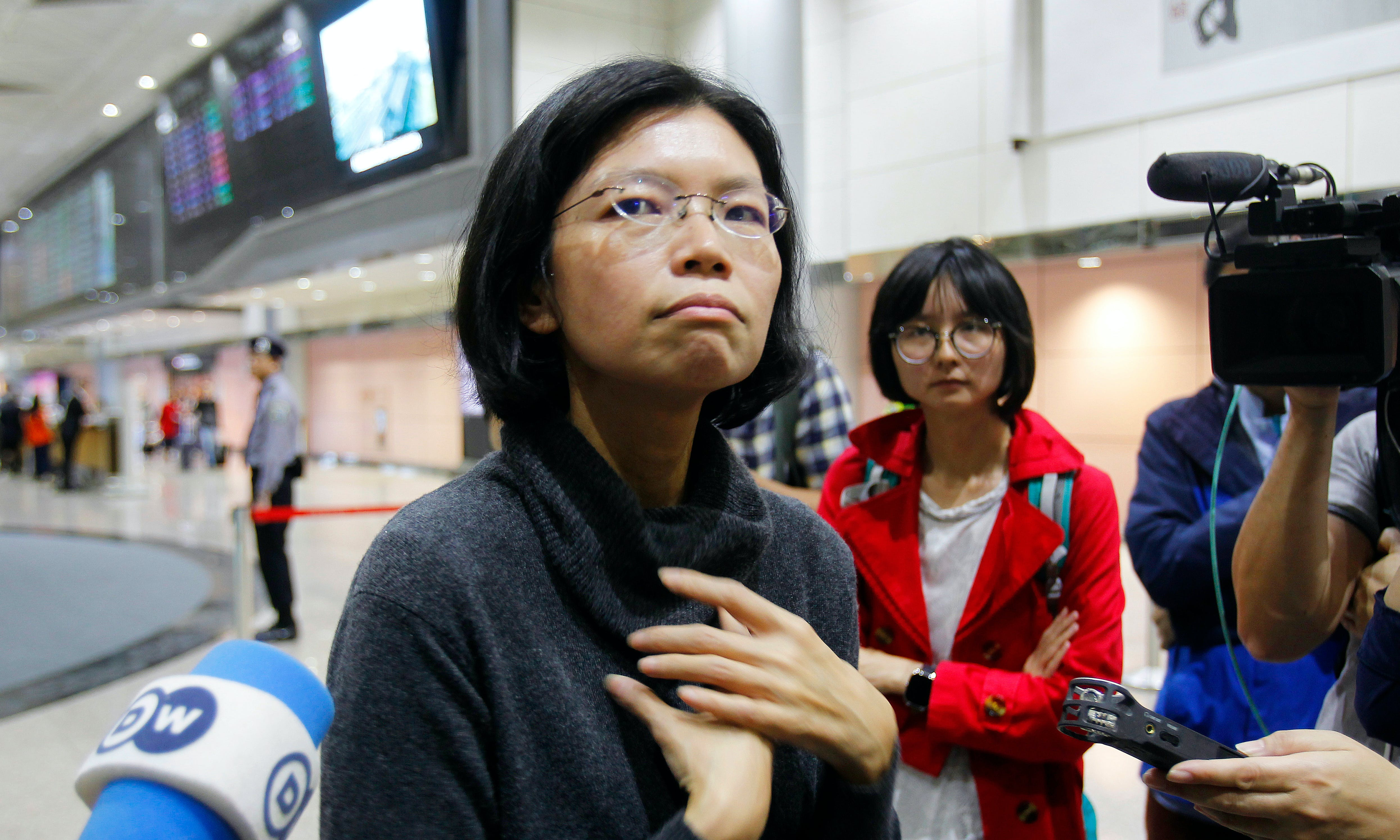 Taiwan News: Wife of Jailed Activist Asks China to Allow Third Party Prison Visits