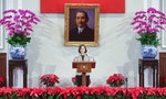 Tsai Ing-wen Puts Forth 'Four Musts' for Positive Cross-Strait Relations