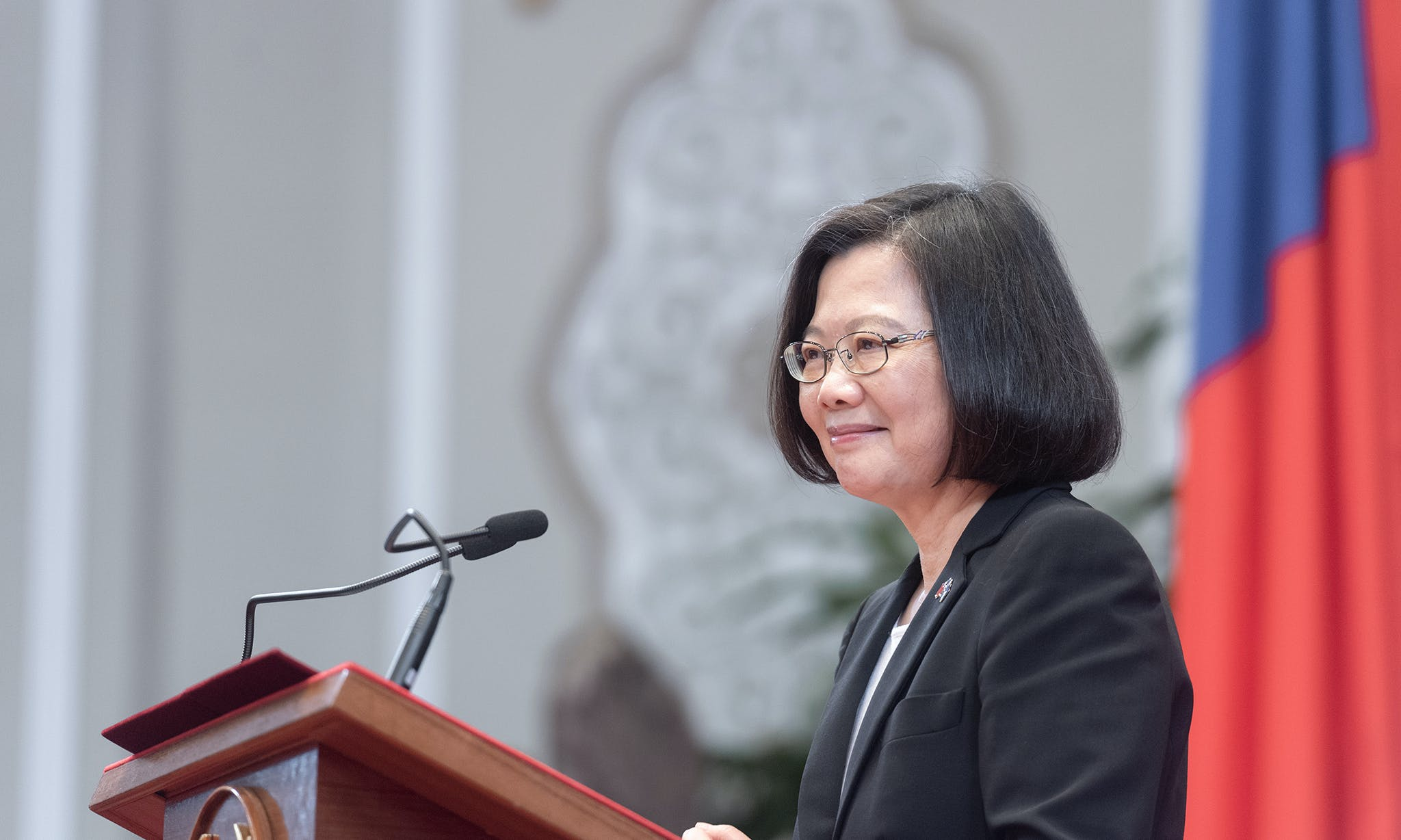 OPINION: Time for Tsai to Use Her Momentum to Renew Taiwanese Identity