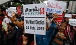 THAILAND: Citizens Hit the Streets as Government Floats Another Election Delay