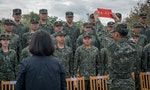 Taiwan News: Tsai Vows to Cope With Cross-Strait Changes at Military Visit