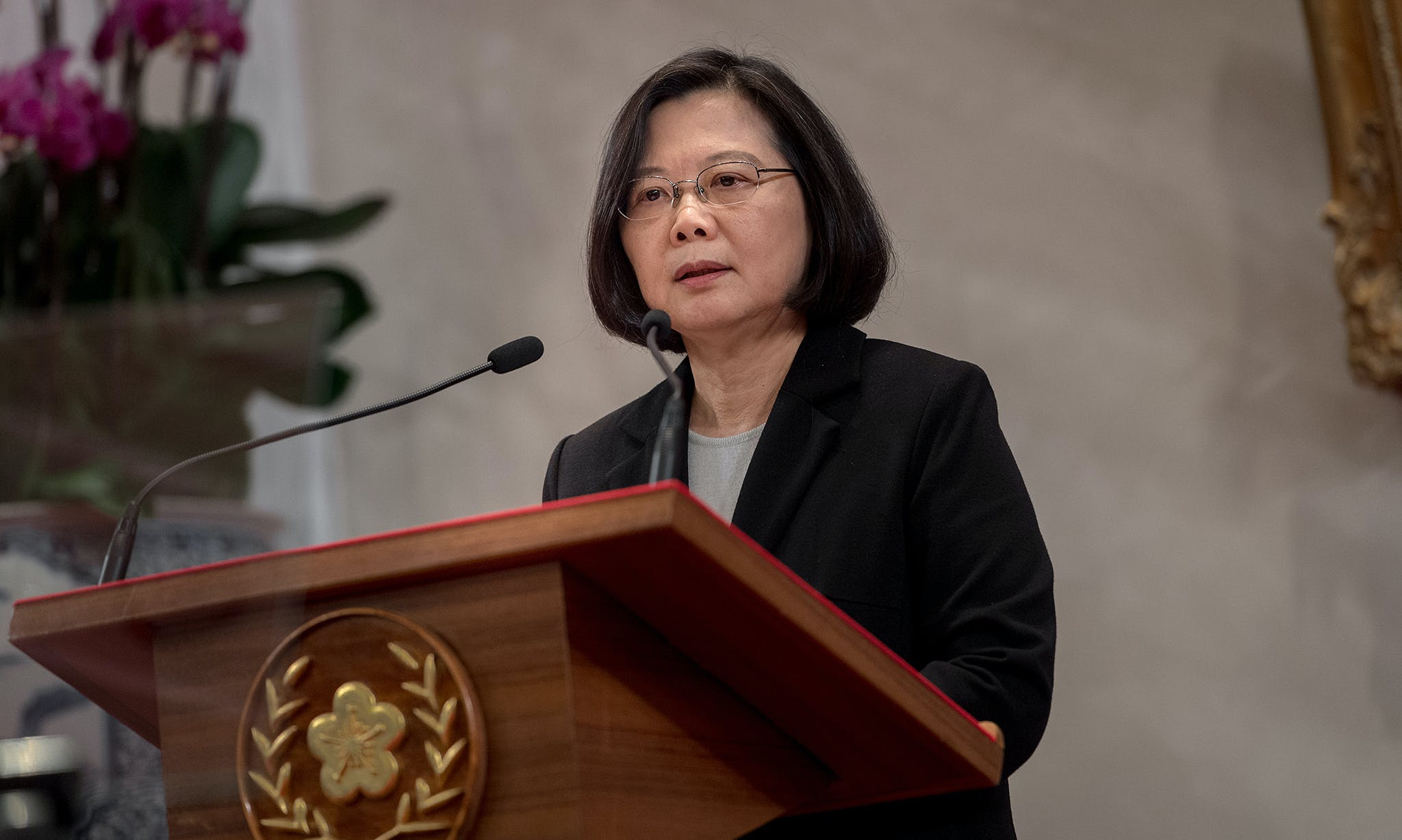 Taiwan News: Tsai Slams Xi's 'One Country, Two Systems' Proposal