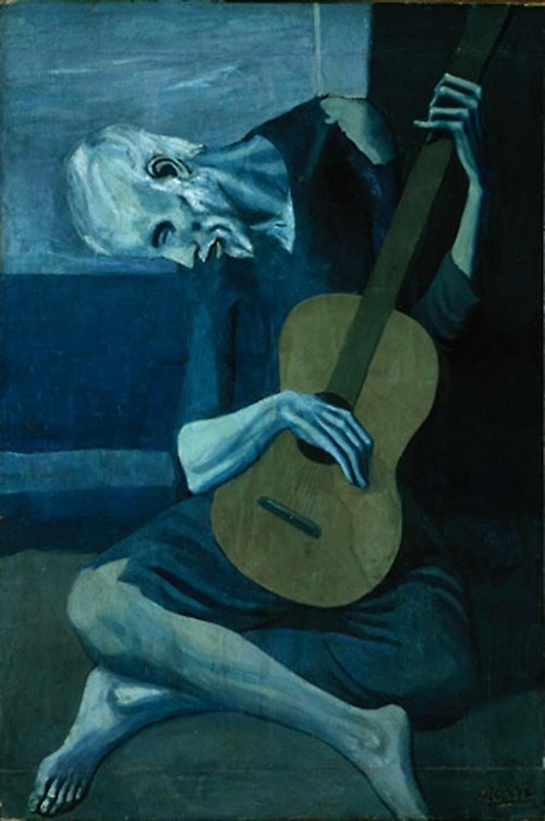 the-old-guitarist