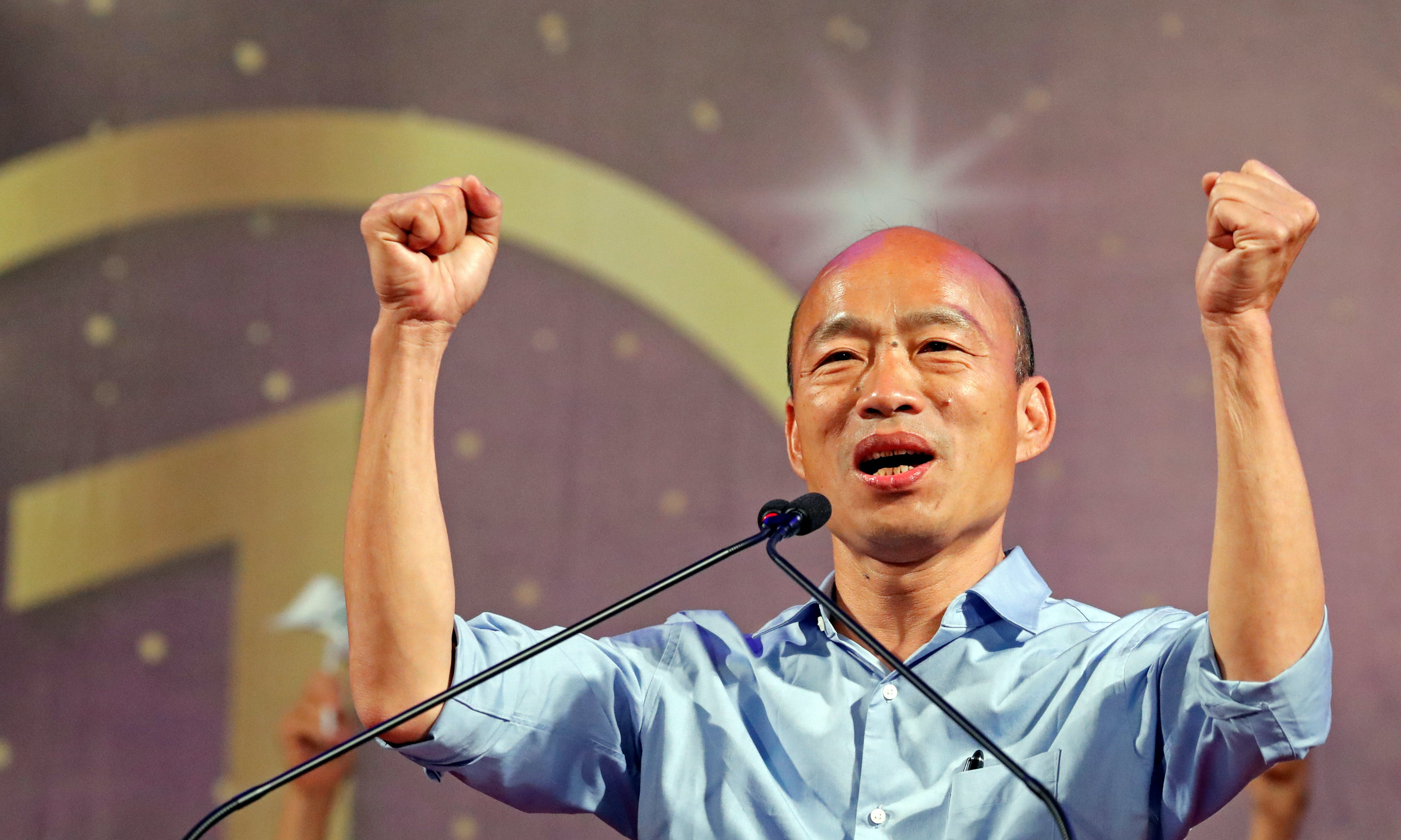OPINION: Looking Back on a Farcical Start to the Han Kuo-yu Era
