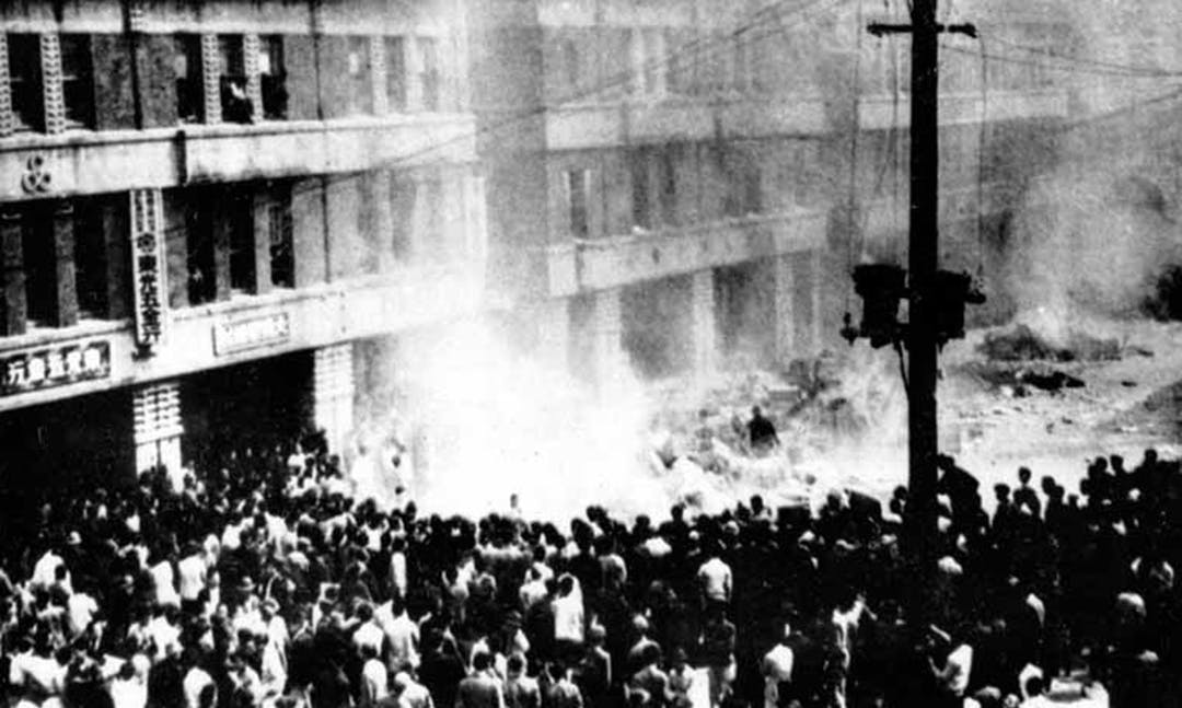 The 228 Incident Remains Etched Into Taiwan's Present and Its Future