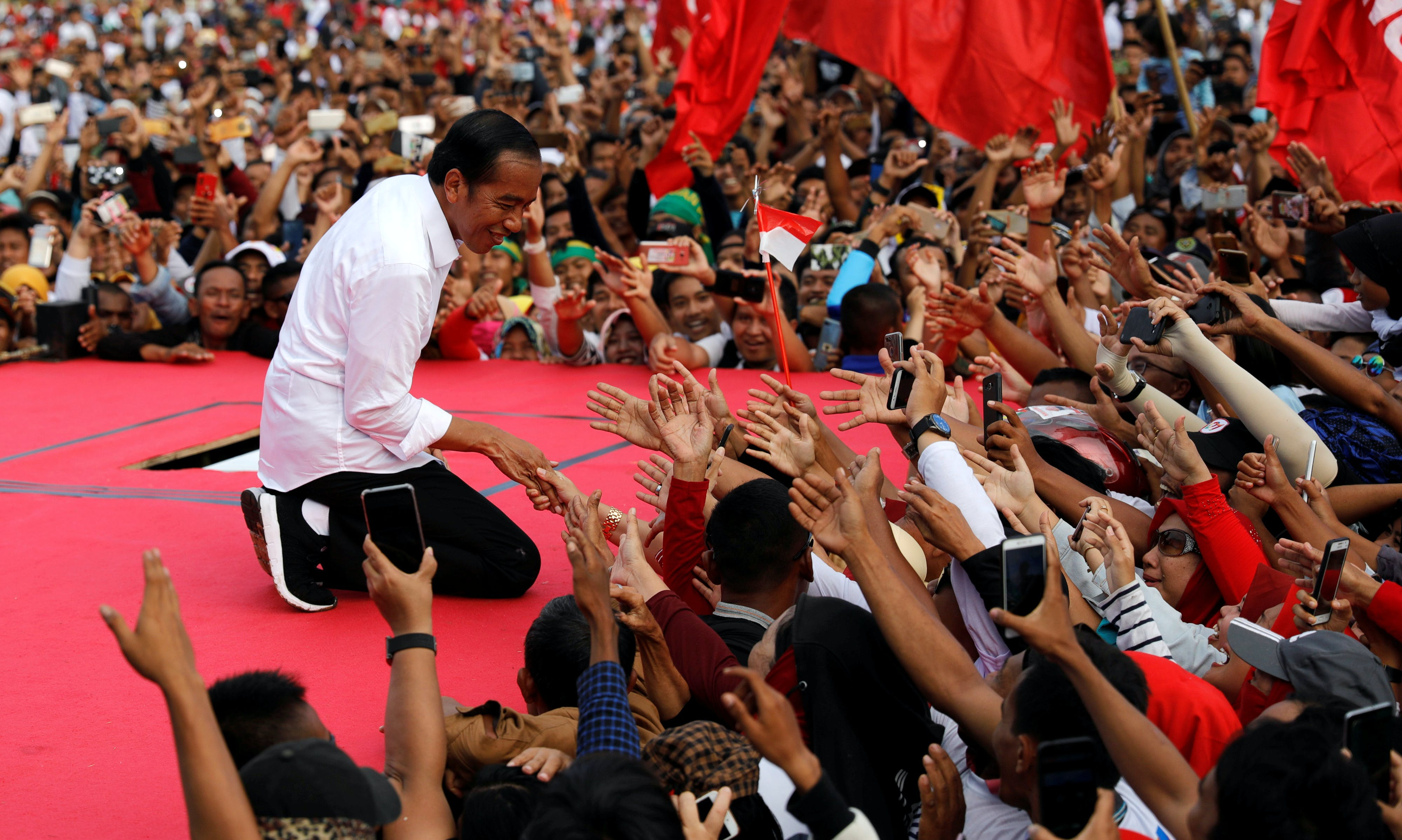 INDONESIA: Which Candidates Are Running on Islamic Identity?