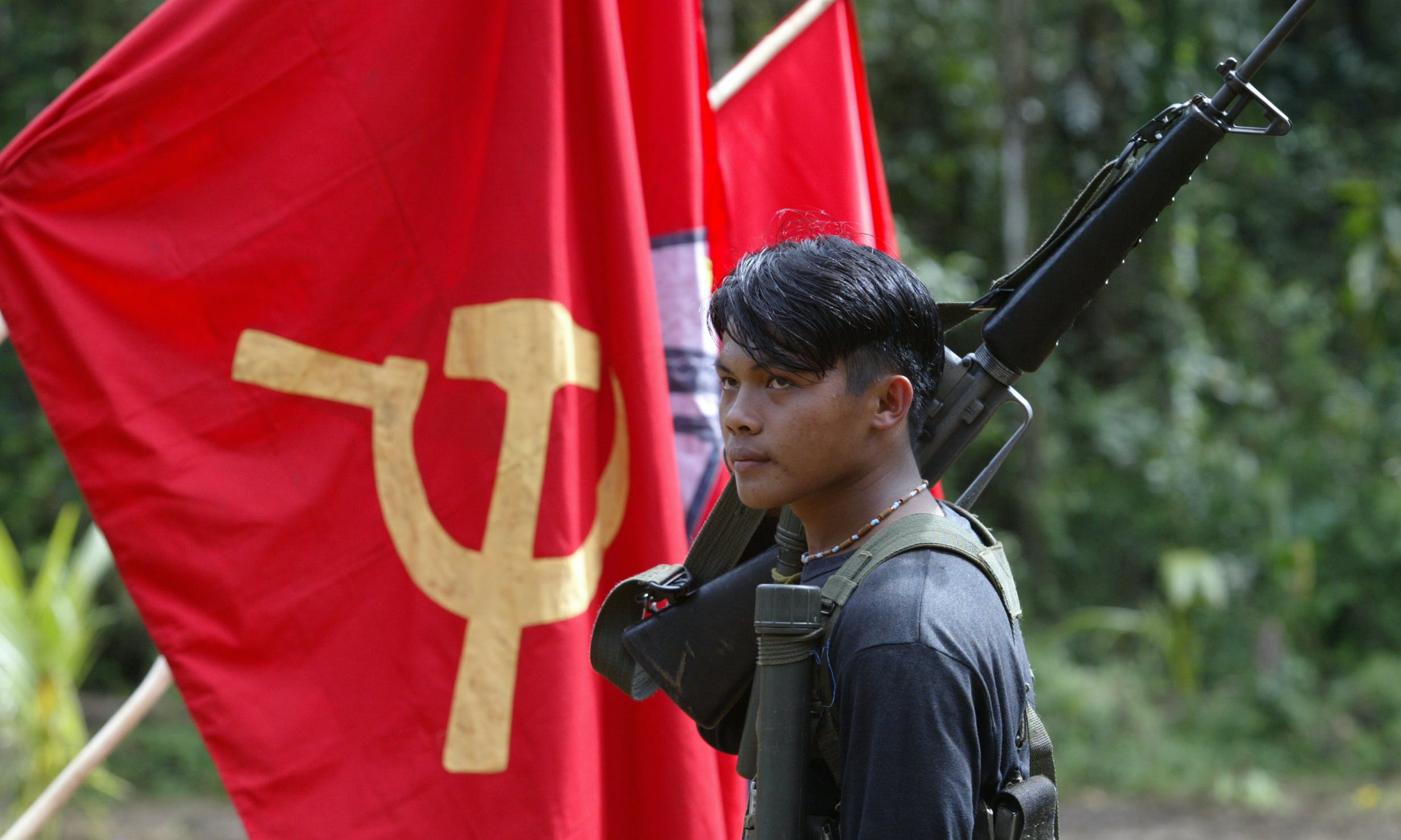 The Maoist Guerrillas of the Philippines Are Now Pointing Their Guns at China