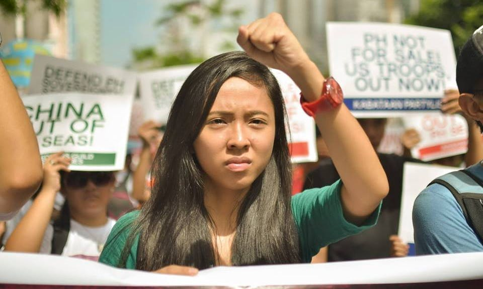 Sarah Elago, the Youngest Lawmaker in the Philippines, Challenges Duterte's Boys Club