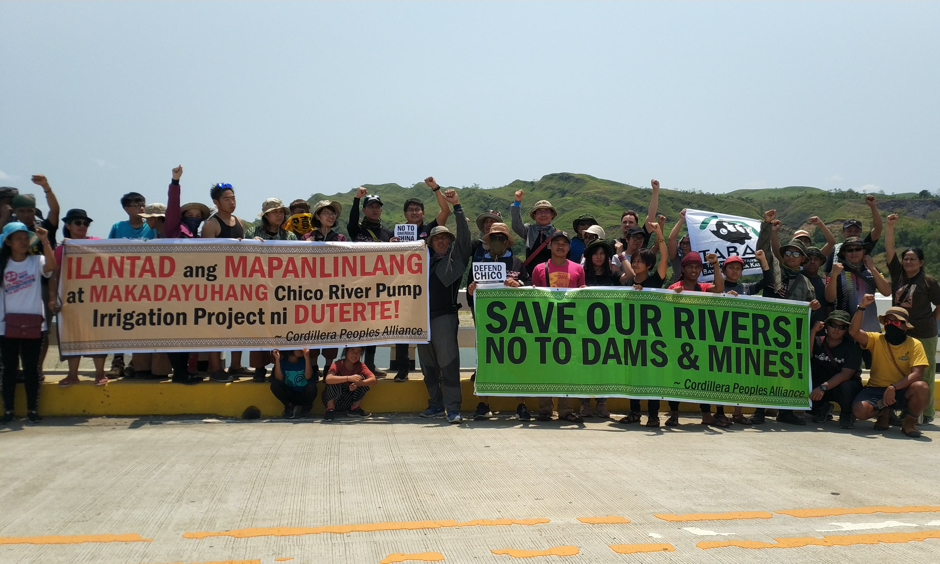 Taiwan and Philippines Indigenous Groups Find Solidarity in Opposing China