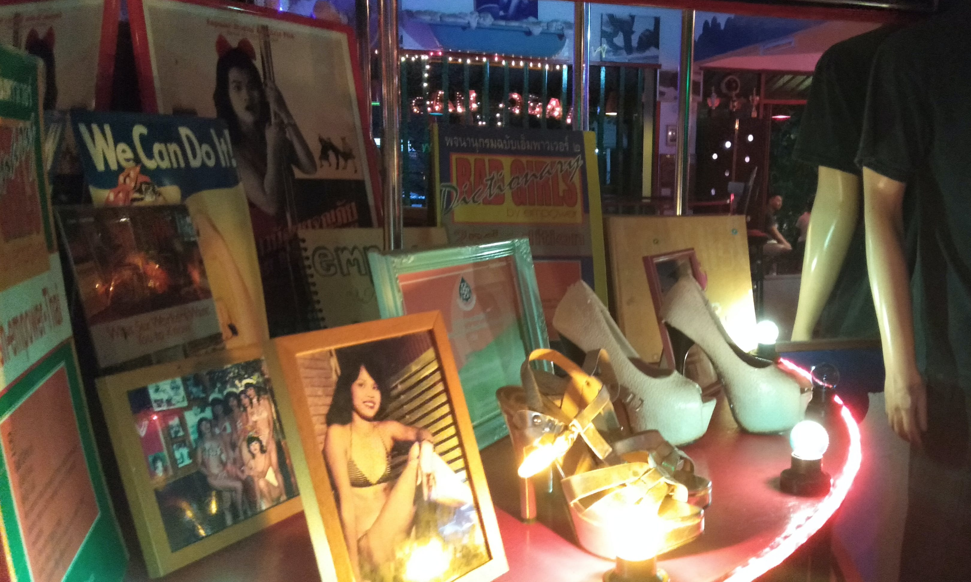 Thailand's 'Can Do' Bar, Run by Sex Workers, Stands for Workers' Rights and Dignity