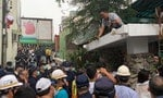 Tainan Civil Society Groups Protest Eviction of Elderly Resident