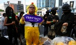 Thai Protesters Direct Ire at King's Massive Wealth