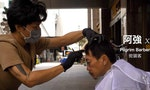 From Gangster to Barber for Taipei's Homeless