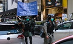 Hong Kong: 'Silent Protest' March Targets National Security Law