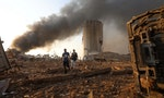 'Apocalyptic' Scenes as Lebanon Reels From Trauma and Rage