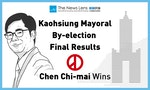 Kaohsiung Mayoral By-Election Final Results