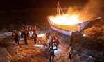 Violent Waves Can't Stop Keelung's Midsummer Ghost Festival