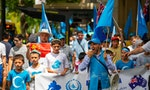 Australian Uyghur Association Protests To Demand Action from Government
